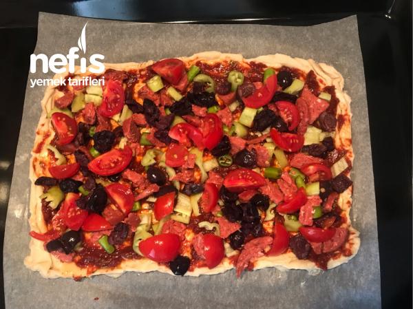 Milföyle Pratik Pizza