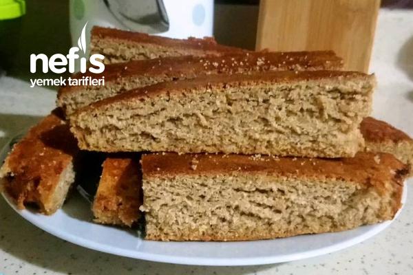 Yumuşacık Tam Buğday Ekmeği Tarifi