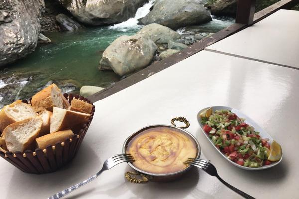 çifteköprü restaurant