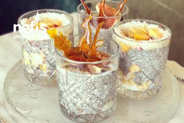 Chia Pudding Tarifi
