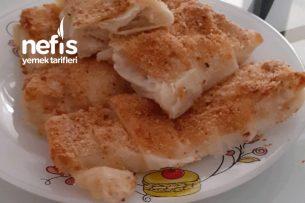 Çıtır Çıtır Parmak Yediren Tavuklu Börek Tarifi