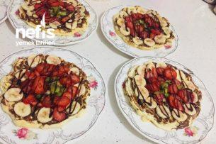 Hamuru En Güzel Waffle Tarifi