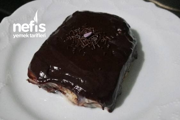 Kremalı Kedidili Pasta Tarifi