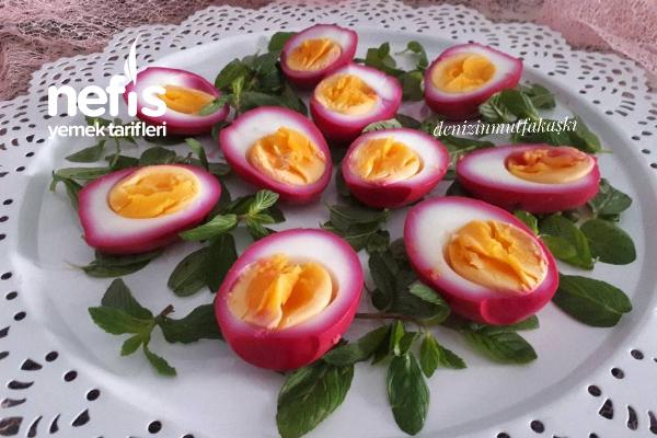 Pembe Yumurta Tarifi