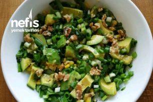 Cevizli Avakado Salatası Tarifi