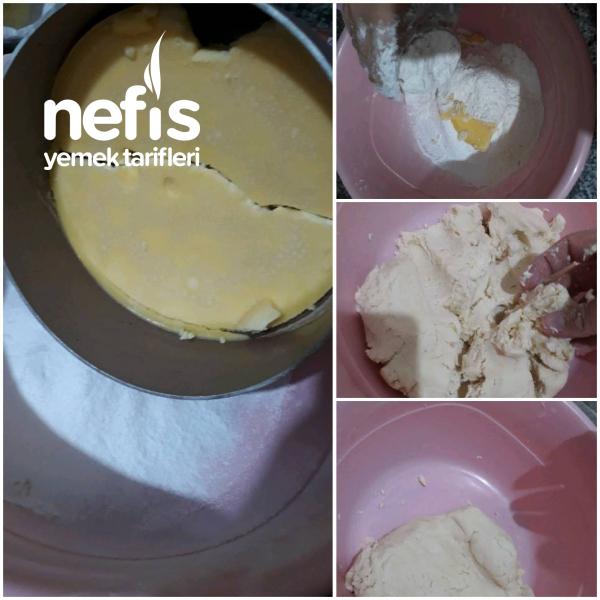 Pastane Ustasından Tarifle Gerçek Un Kurabiyesi Tarifi