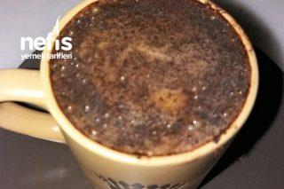 Sodalı Sütlü Kahve Tarifi