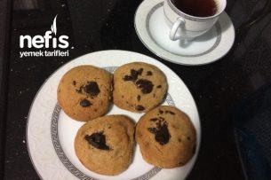 Starbucks Cookie (En İyi Çikolata Parçacıklı Kurabiye) Tarifi