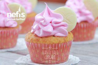 Vanilyalı Cupcake (Çok Şık Bir Pasta) Tarifi