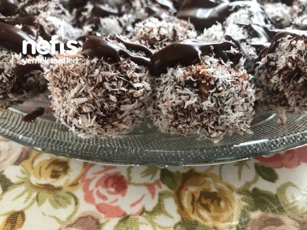 Çikolatalı Un Kurabiyesi