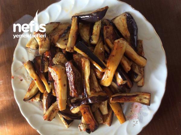 Derin Donduruculuk Kahvaltılık Patlıcan Kızartması