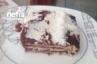 Taptatlı Bisküvili Pasta Tarifi
