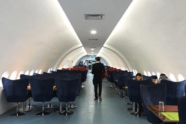 uçak restaurant tekirdağ