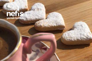 5 Dakikada Kahve Yanı Bisküvisi Tarifi