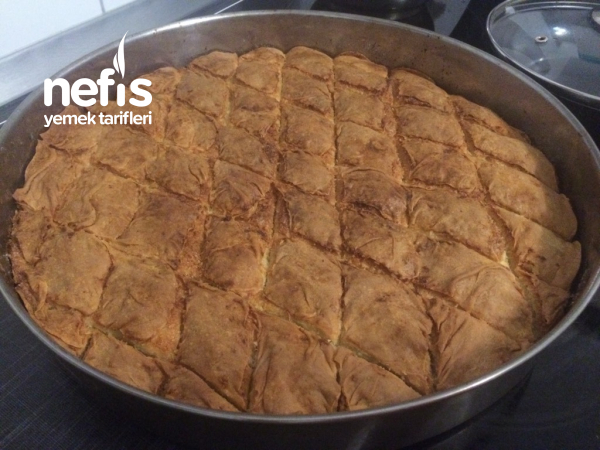 Azerbaycan Mutfağından Kokos Paklava