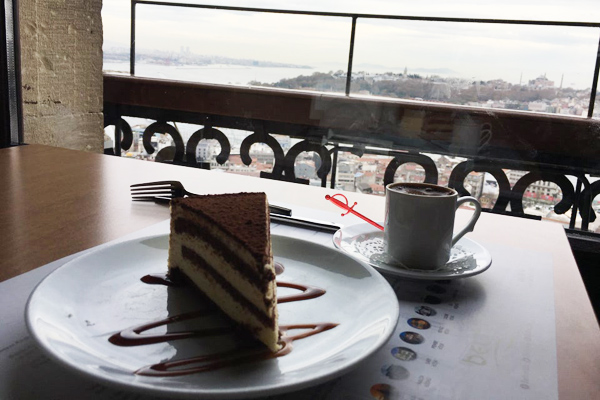 galata kulesi restaurant menü