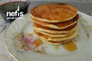 Kahvaltıya Efsane Pancake Tarifi