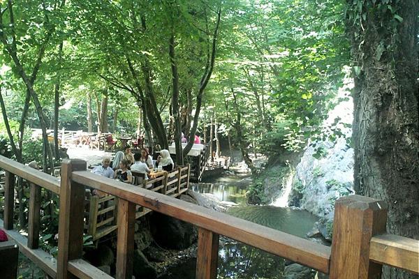 istanbuldere alabalık restaurant