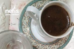 Sodalı Damla Sakızlı Türk Kahvesi Tarifi