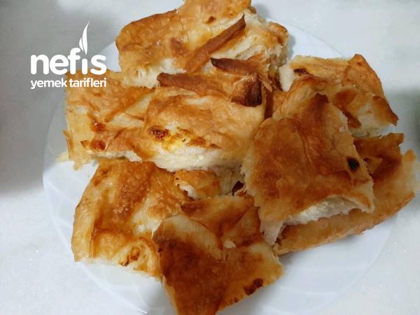 Tulum Peynirli Yufka Böreği