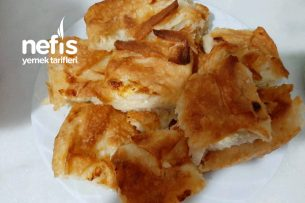 Tulum Peynirli Yufka Böreği Tarifi