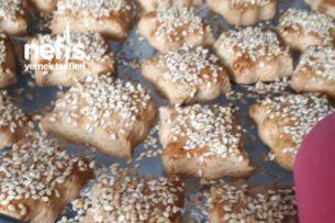 Tuzlu Kurabiye (Pastane Kurabiyesi) Tarifi
