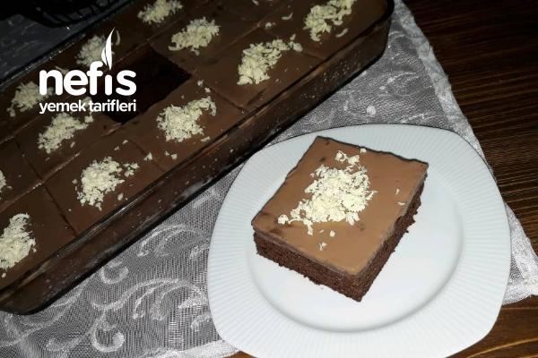 Çikolatalı Damat Pastası Tarifi