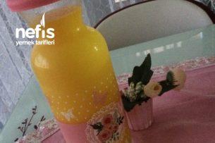 Harika Limonata Tarifi