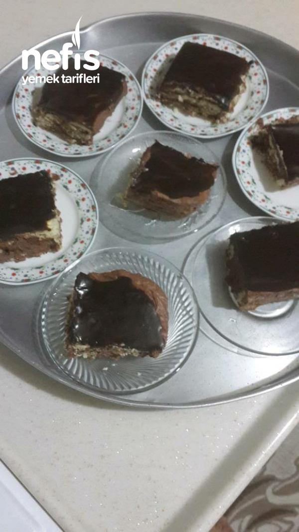 Kakaolu Vogue Pasta ( Bısküvıden)