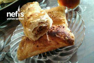 Kıymalı Milföy Börek Tarifi