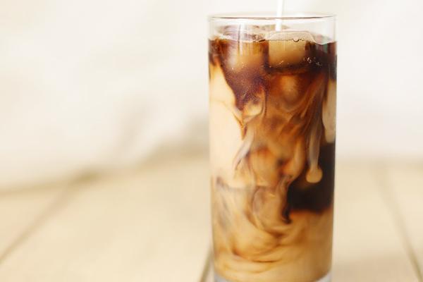 iced latte kalori