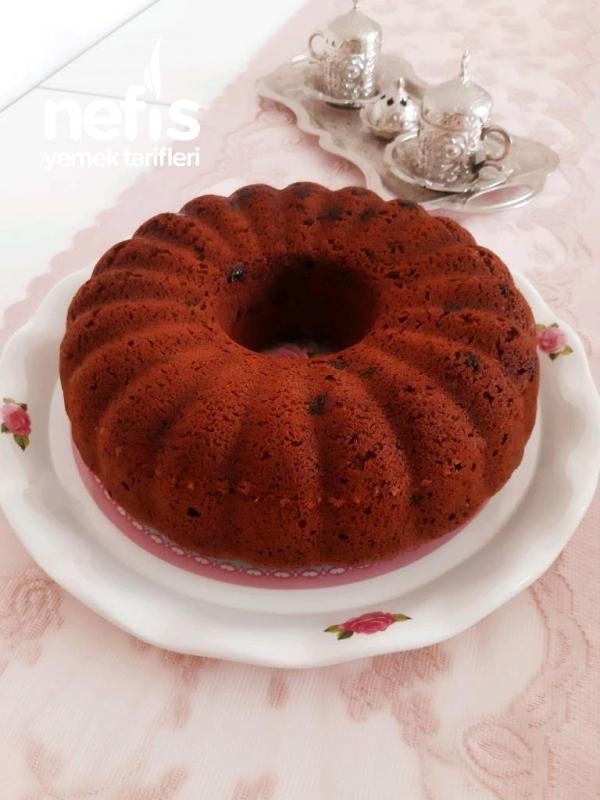 Mayalı Kek Harcı Keki