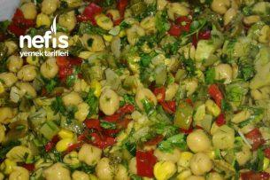Nohutlu Yaz Salatası Tarifi