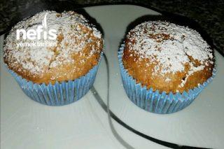 Sonbahar Muffinler Elmalı Tarçınlı Fındıklı Tarifi