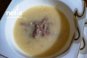 Düğün Çorbası (Paça Tadında) Tarifi