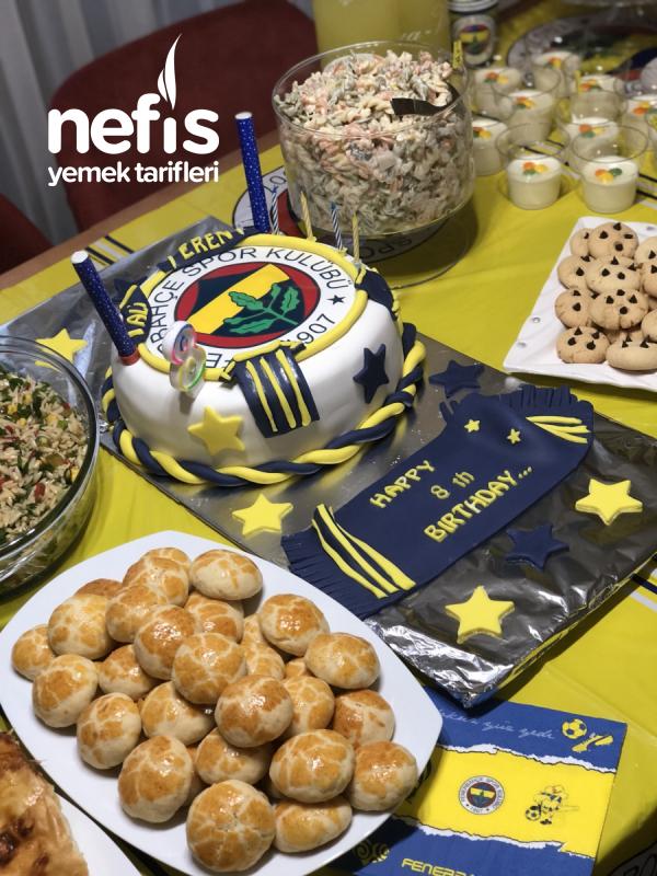 Fenerbahçe Doğumgünü Konsepti