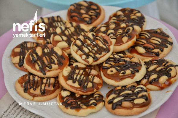Snickers Kurabiye (Uzadıkca Uzayan Lezzet)