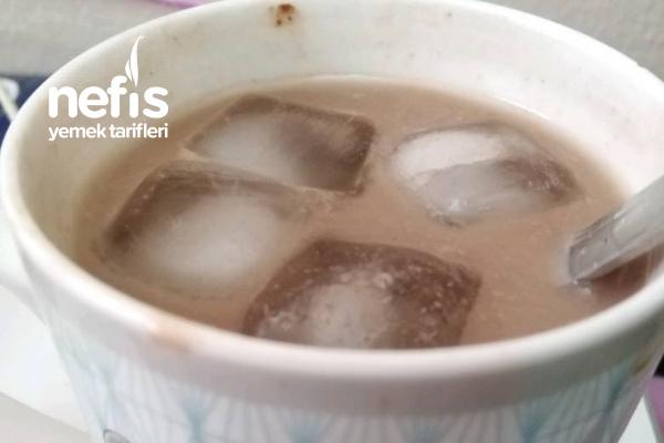 Diyet Kakaolu Süt Tarifi