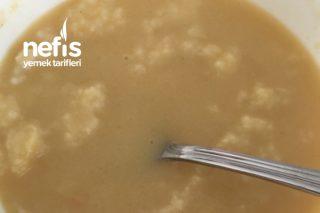 Sardalya Çorbası (Bebeklere + 9 ay) Tarifi