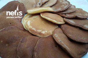 Yumuşacık Çikolatalı Pankek Tarifi