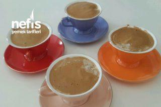 Bol Köpüklü Kahve Tarifi