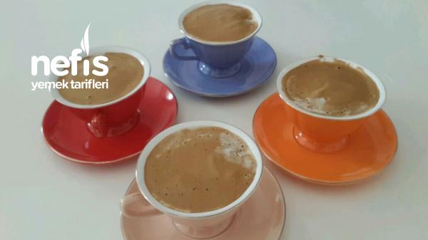 Bol Köpüklü Kahve