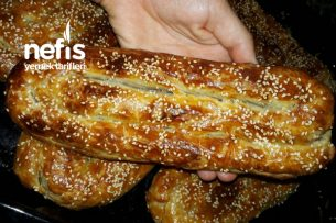 El Açması Patatesli Kol Böreği Tarifi
