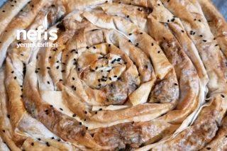 Kolay Ispanaklı Börek Tarifi