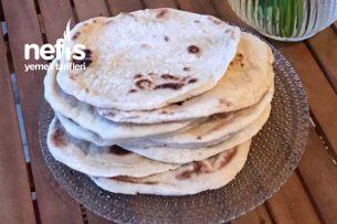 Köy Ekmeği Balon Bazlama Tarifi