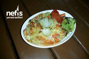Köz Salatası (Resimli Anlatım) Tarifi