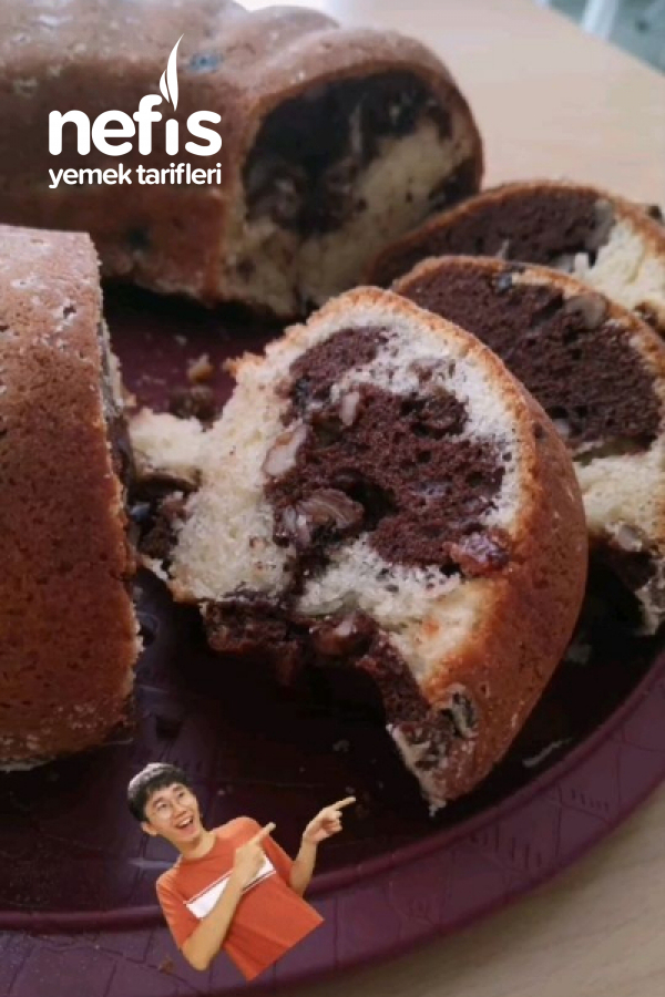 Bol Malzemeli Kalıpta Kek