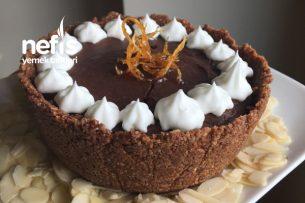 Çikolata Karamel Turta Tarifi