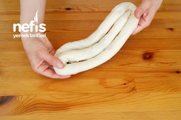 El Açması Kol Böreği Nasıl Yapılır?