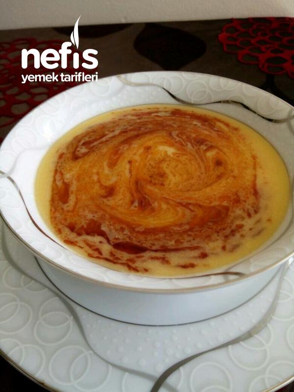 Havuçlu Patates Çorbası